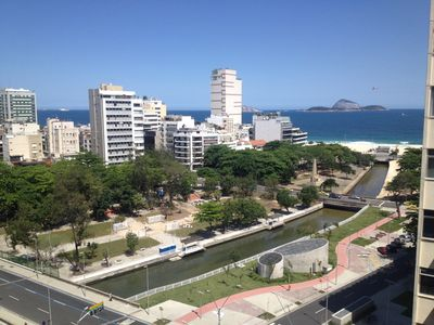 Photo for INCREDIBLE VIEW TO THE SEA OF IPANEMA AND LEBLON !!