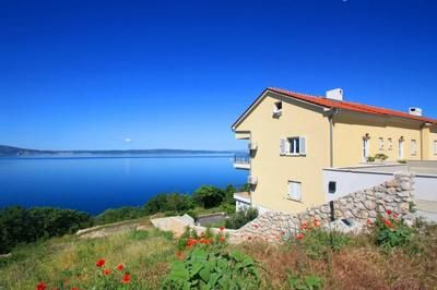 Photo for Holiday apartment Novi Vinodolski for 6 persons with 3 bedrooms - Holiday apartment
