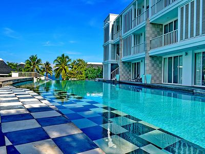 Photo for 2BR Condo Vacation Rental in Tambon Hua Hin, Chang Wat Prachuap Khiri Khan