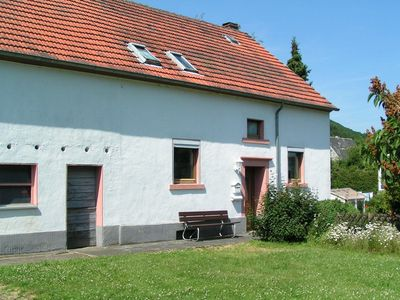 Photo for Romantic Holiday Home in Wallenborn near the Forest
