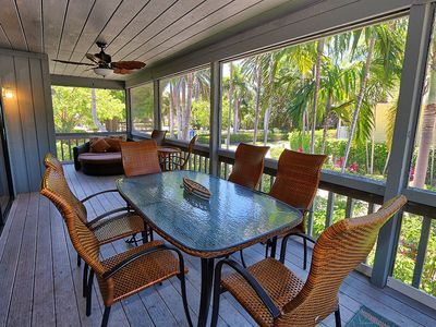 Photo for Walking Distance To Beach In The Village Of Captiva - Sunset Captiva 55