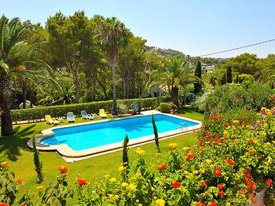 Photo for Vacation home Begonia 7 in Jávea/Xàbia - 8 persons, 4 bedrooms