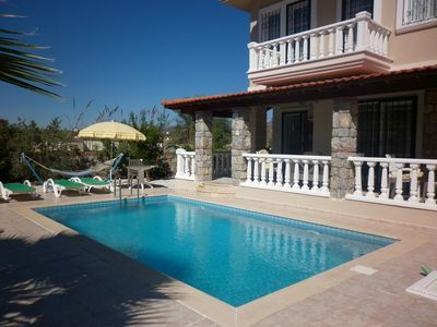 Photo for private villa with own pool and car park.