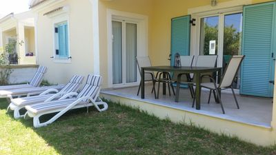 Photo for HYACINTH VILLA - 2 bedroom villa close to the beach and all local amenitites