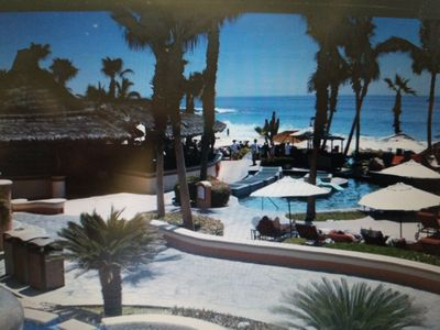 Photo for Relax by the pool with your family, or adventure in beautiful Los Cabos, Mexico.