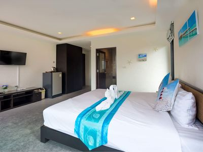 Photo for 1BR Hotel Suites Vacation Rental in Tambon Patong, จ.ภูเก็ต