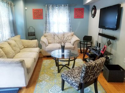 Photo for STAY AT THE BEST SPOT IN DC and MD.  3BD  5mins from DC an Train| 6+ Guest|
