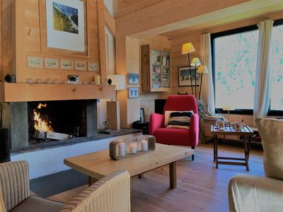 Photo for Chalet La Marée Blanche Modern & Cozy