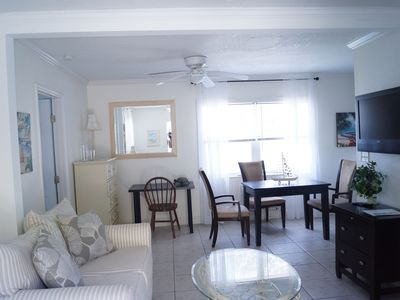 Photo for Beautiful Fully Detached Beach Cottage With Extra Large Bathroom!!!