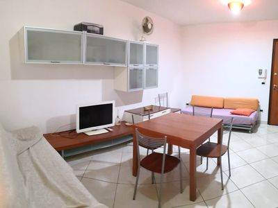 Photo for ARIES apartment in exclusive private residence a few meters from the sea