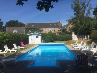 Photo for Laurel Cottage. Heated Swimming Pool, Free Wifi. Satellite TV. Ferry Discount