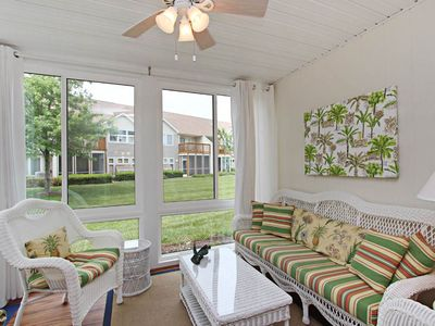 Photo for 56190: Updated 3BR Sea Colony West TH! Private beach, pools, tennis ...