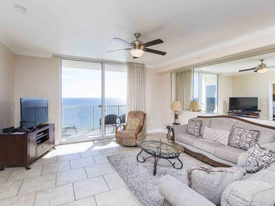 Photo for Beachfront Condo with Sweeping Beach Views! New Updates Throughout!