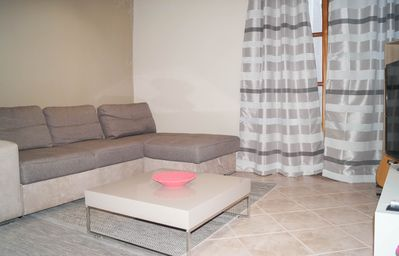 Photo for Modern apartment in the heart of the citadel of Bonifacio.