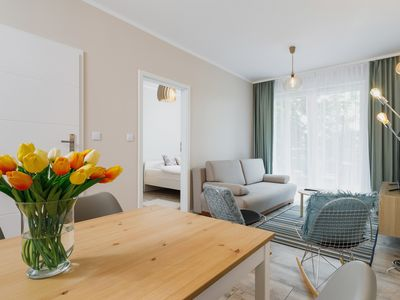 Photo for One-bedroom apartment Pianissimo 100 with terrace
