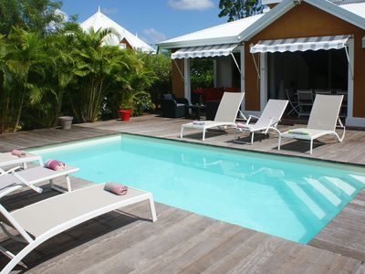 Photo for Luxury 3 bedroom villa with private pool in secure residence