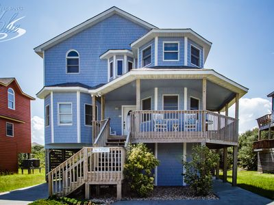 Photo for Dreamweaver | 431 ft from the beach | Dog Friendly, Hot Tub