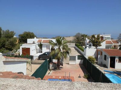 Photo for CASA LLUIS,Ideal house for your holidays near the sea, free wifi, air conditioning, private pool, pets allowed, dog's beach.