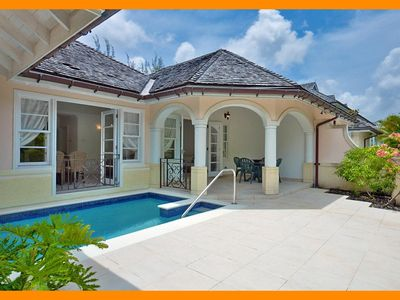 Photo for Sandy Lane 45 - 2 bedroom townhouse with a private pool - Two Bedroom House, Sleeps 4