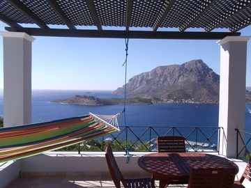 Castle of Chora, Kalymnos, Greece