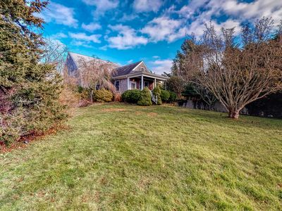 Photo for Secluded home w/ outdoor shower, and private front yard, close to Main Street!