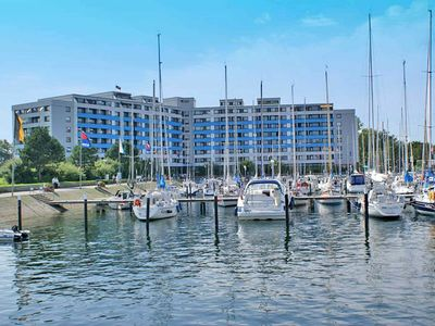 Photo for Apartment with Baltic Sea - Apartment to the harbor side - 200 meters to the beach
