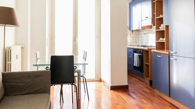 Photo for Renovated and fully furnished apartment @ Navigli-Naba-IULM