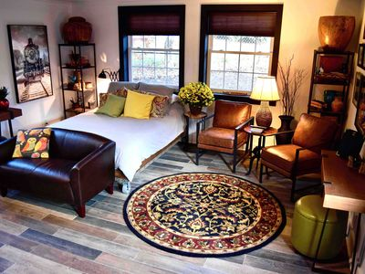 Photo for NEW Furnished Studio Walk to W/Asheville