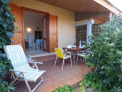 Photo for Beautiful apartment at reasonable prices in stintino 800 metres from the beach