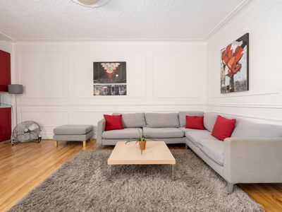Photo for 4BR Apartment Vacation Rental in Le Plateau-Mont-Royal, QC