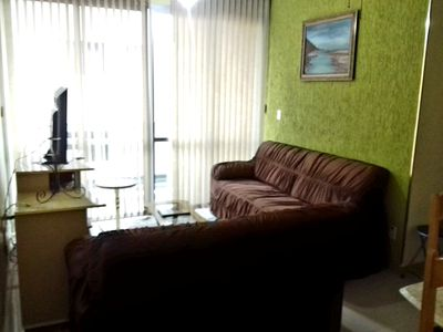 Photo for ENSEADA BEACH, 2 BEDROOMS BEING 1 SUITE, 3 FRAMES TO BEACH.