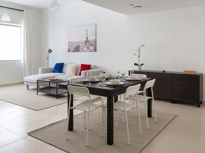 Photo for Super stylish 1 bedroom apartment for 3 guests