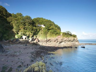 Photo for Vacation home Woody Bay Cottage in Martinhoe - 8 persons, 5 bedrooms