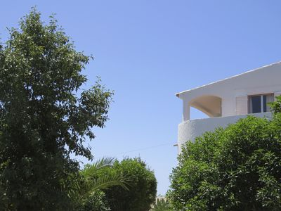Photo for Villa with two acres of secluded grounds - sea views and private pool