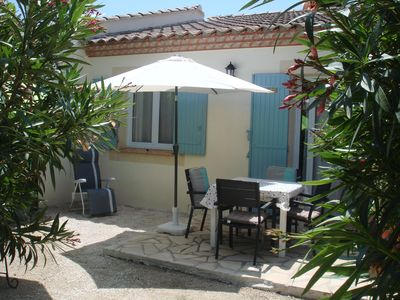 Photo for IN LES ALPILLES pretty mazet for a quiet holiday and discover Provence