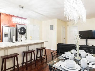 Photo for 3 Bedroom 1 Bathroom Washer Dryer 8 minute to Subway 30-40 minutes to Manhattan