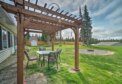 Embrace the Last Frontier while staying in Soldotna, Alaska!