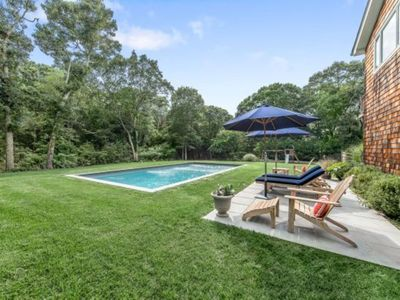 Photo for Sag Harbor Newly Custom Built Home W/ Pool! Just Steps To Private Bay!
