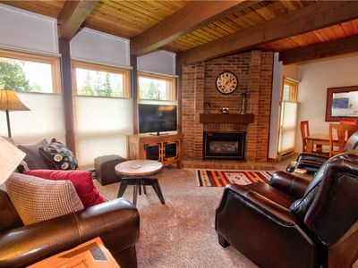 Photo for Awesome Summer Experience - Upgraded Mountain Condo with Great Steamboat Location!