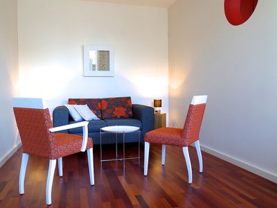 Photo for Lovely duplex in old building, renovated