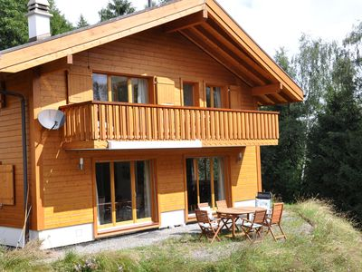 Photo for 3BR House Vacation Rental in Champéry