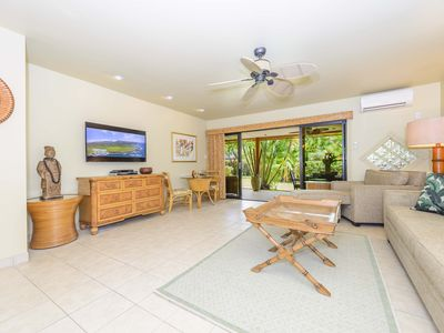 Photo for 175-4 Beautiful Garden View Home near the Clubhouse in Puamana