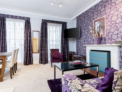 Photo for 1-bedroom flat next to Oxford st