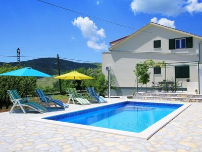 Photo for Vacation home Duje in Trogir - 12 persons, 6 bedrooms