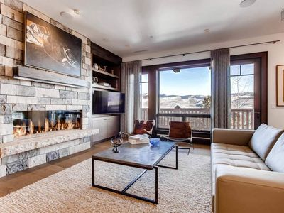 Photo for Ski-in, Ski-out Condo in Bachelor Gulch, Access to Ritz-Carlton Amenities: Lay of the Land