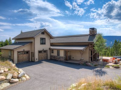 Photo for Modern Home With Larger Than Life Views! Watch Wildlife Or Snow Fall In Luxury.