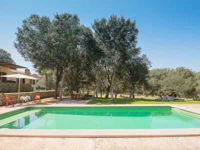 Photo for MIRADOR, Country house for 6 people , private pool, quiet rural area near Arta