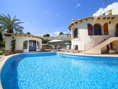 Photo for Vacation home Lolita in Benissa - 8 persons, 4 bedrooms