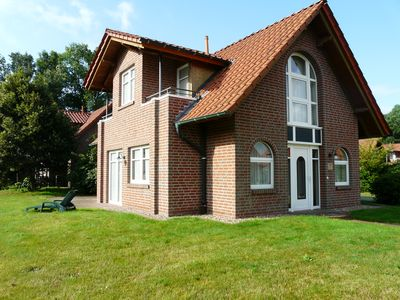 Photo for Comfortable holiday home in Golfpark Düneburg; Near Castle Dankern; *renovated!*