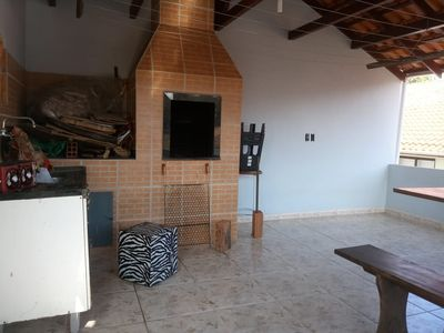 Photo for A large house accommodates 15 people well